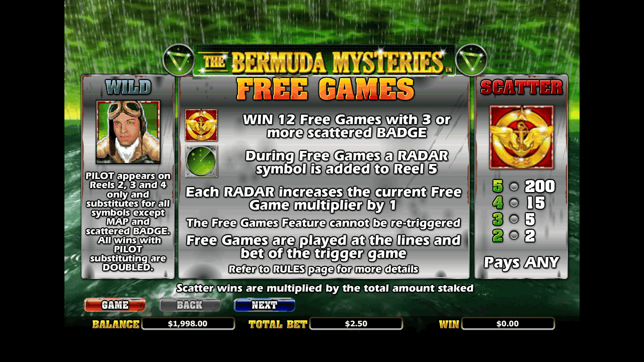 The Bermuda Mysteries 3