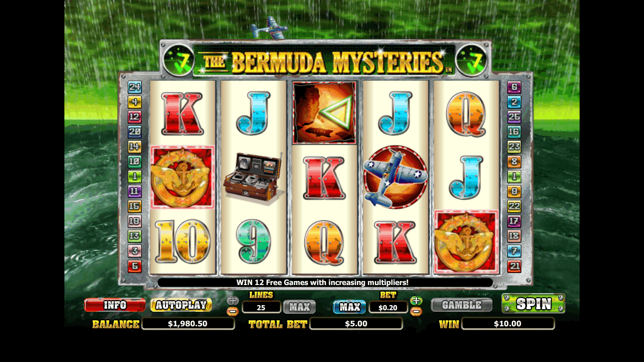 The Bermuda Mysteries 8