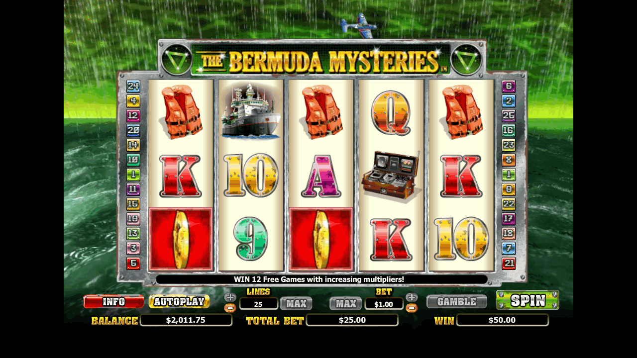 The Bermuda Mysteries 10