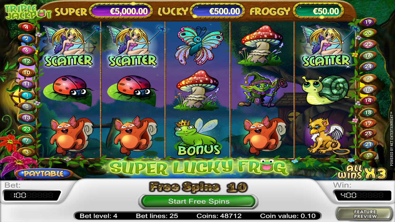 Super Lucky Frog 5