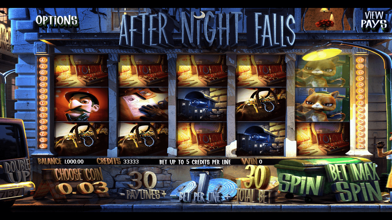 After Night Falls 2