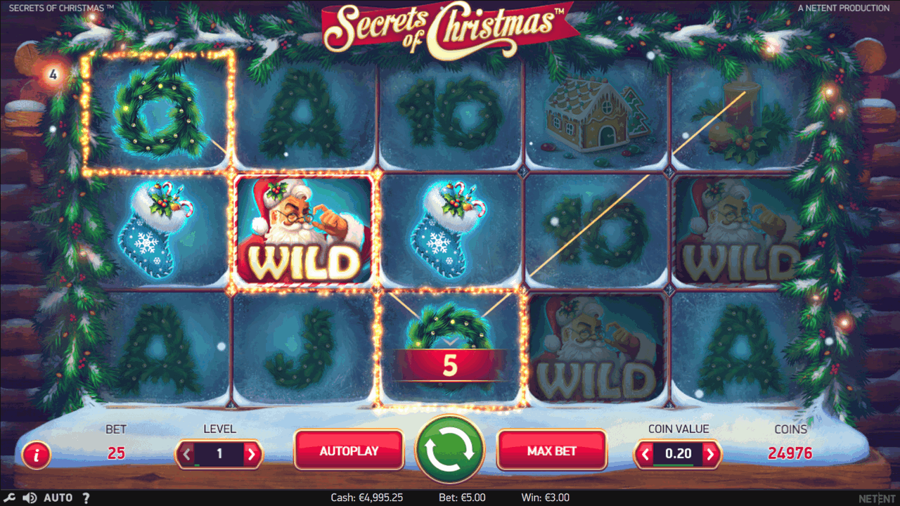 Secrets Of Christmas 3