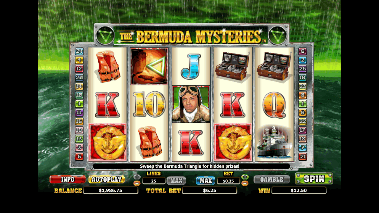 The Bermuda Mysteries 9
