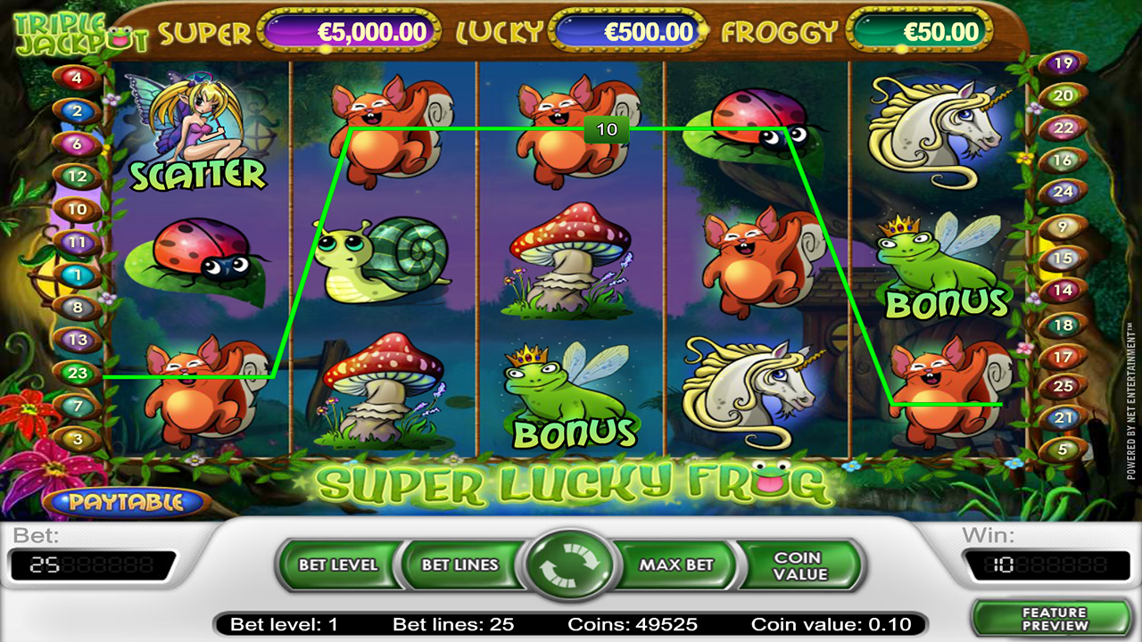 Super Lucky Frog 7