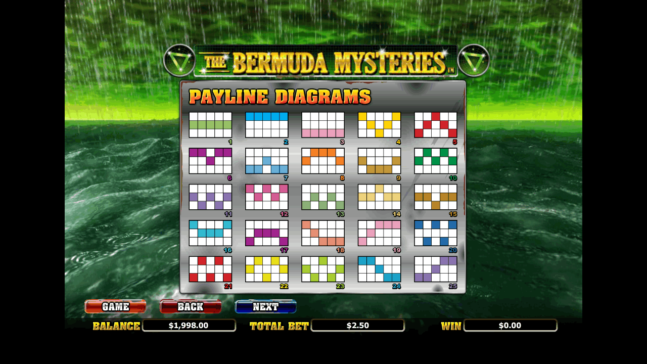 The Bermuda Mysteries 6