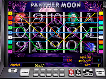 Panther Moon 2