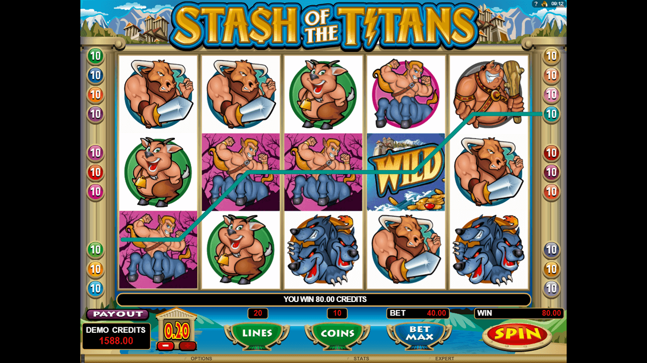 Stash Of The Titans 4