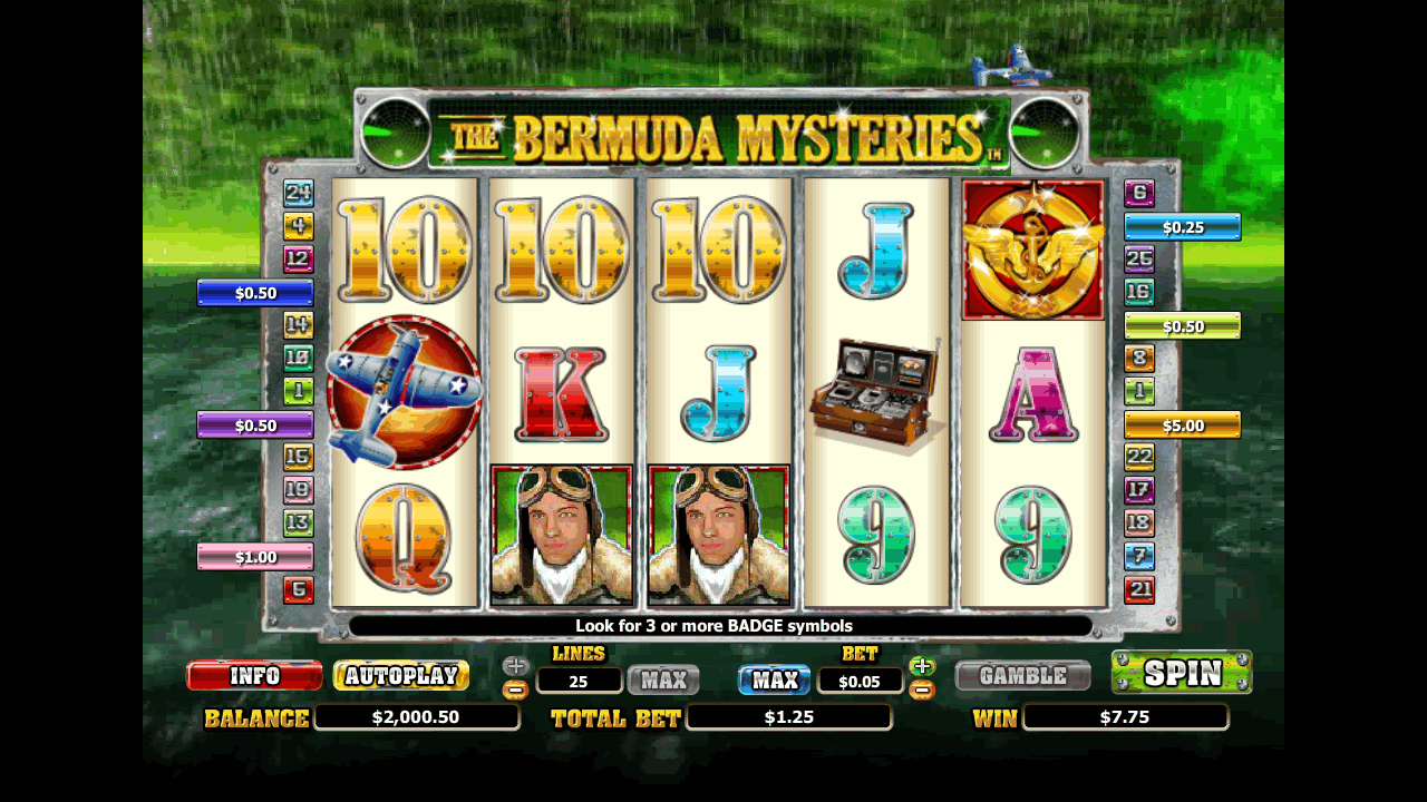 The Bermuda Mysteries 2