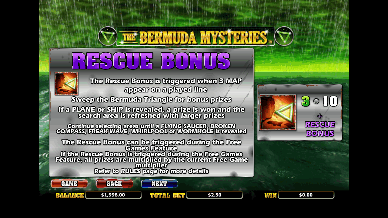 The Bermuda Mysteries 4