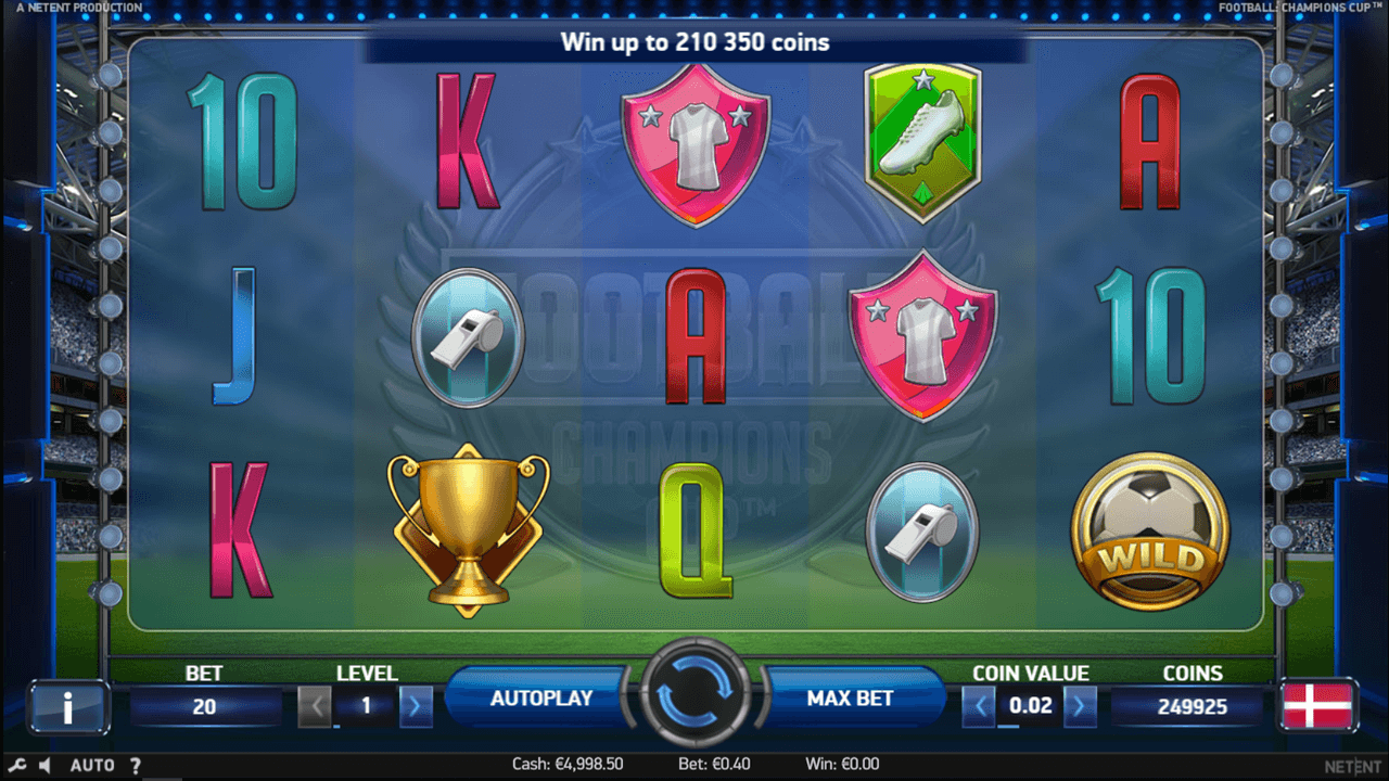 Football Champions Cup 5