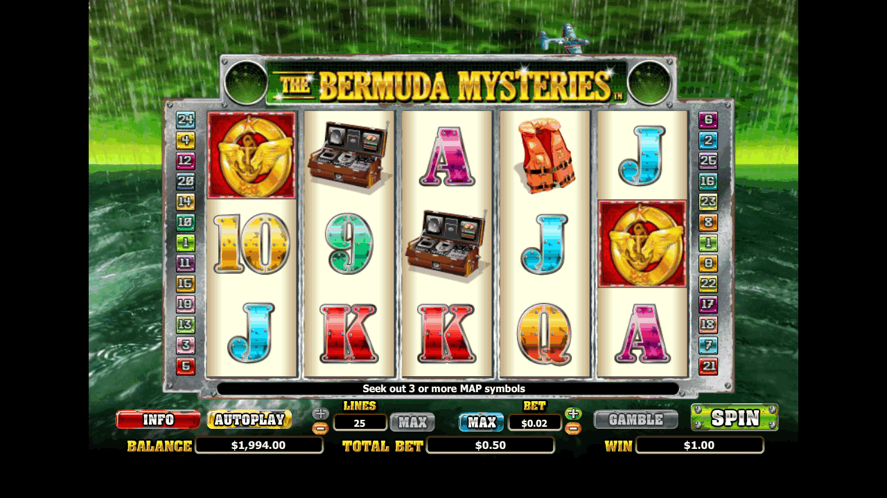 The Bermuda Mysteries 1