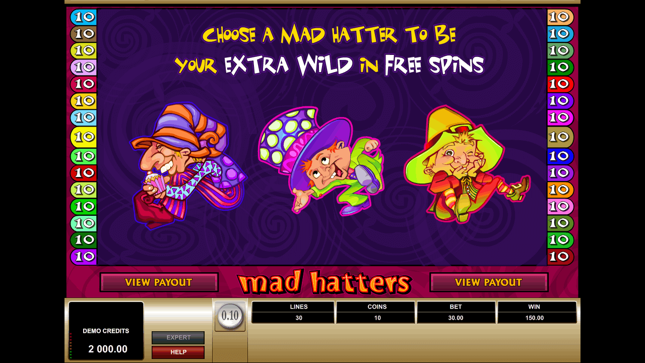 Mad Hatters 1