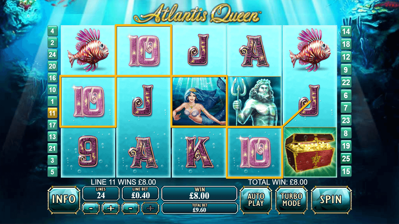 Atlantis Queen 2