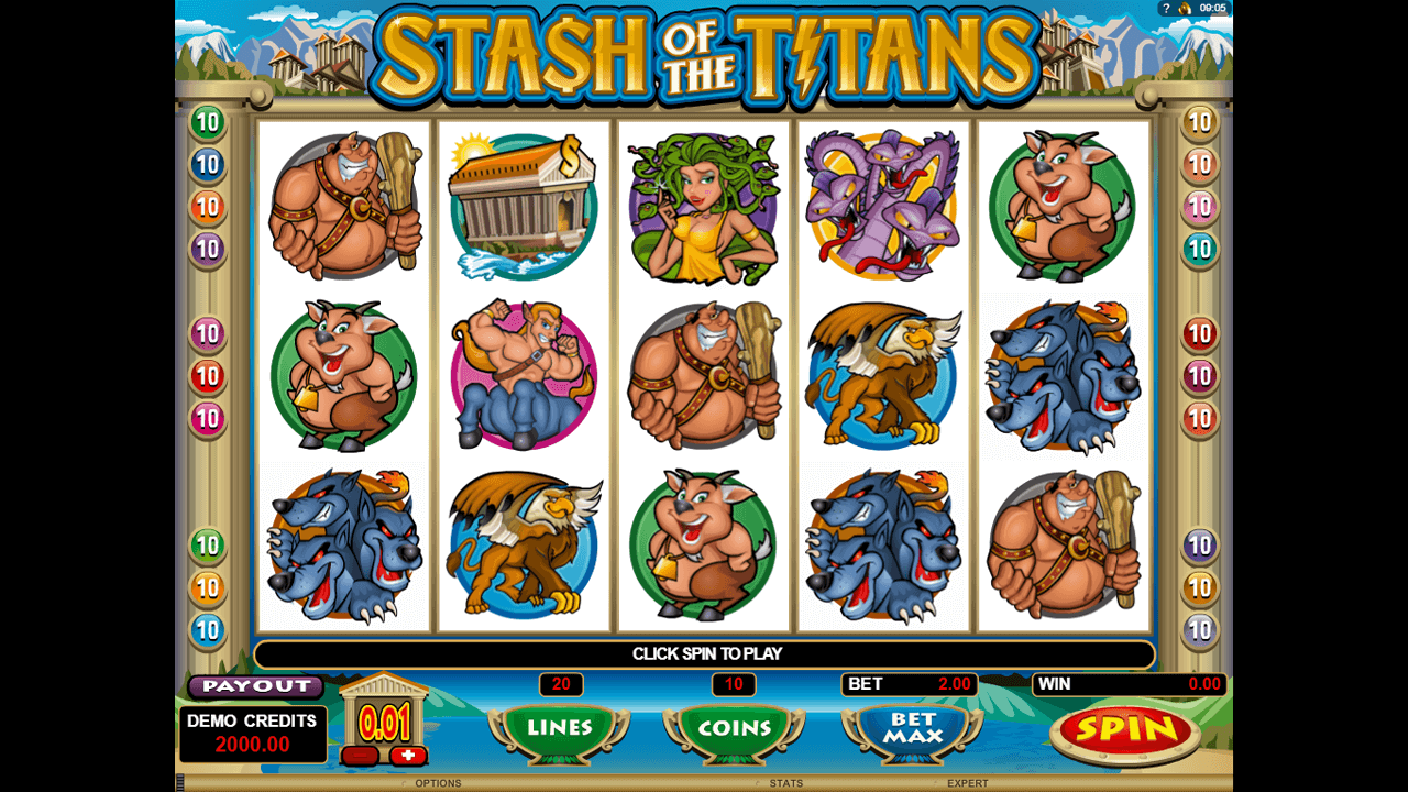 Stash Of The Titans 6